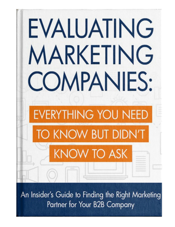 Evaluating marketing companies